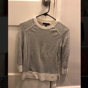 Striped Banana Republic Sweater